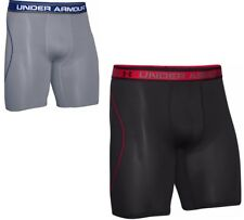 """Under Armour ISO CHILL 9"""" Boxerjock Mens Boxer Brief Shorts Size Small"""