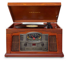 NEW Crosley Lancaster Turntable (with Bluetooth in) - Paprika by iWorld Australi
