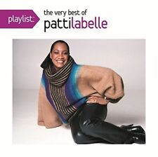 Patti Labelle - Playlist: The Very Best Of Patti Labelle (CD Used Like New)