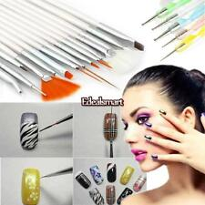 DIY Nail Art Design Painting Drawing Polish Brush Dotting Pen Tool 3Colors 01