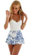 Polyester Cotton Skinny Fit Spring/Summer Romper