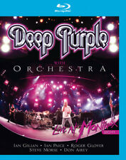 Deep Purple with Orchestra: Live at Montreux 201 (Blu-ray Used Like New) BLU-RAY