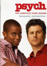 Psych: The Complete Third Season [4 Discs] (DVD Used Like New) WS/Slimpack