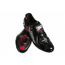 New SIDI Ergo 4 Mega Carbon Composite Road Bike Cycling Shoes Black US-WAREHOUSE