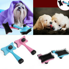 Easy Cleaning Pet Dog Cat Hair Comb Brush Shedding Slicker Brush Grooming Tools