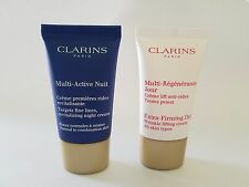 CLARINS Extra-Firming Day & Night Cream .5oz ❤ New & Sealed