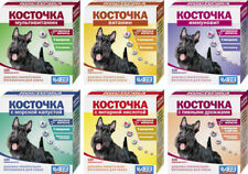 KOSTOCHKA TABLETS Vitamin-mineral feed supplement for Dogs, 100 pieces in carton