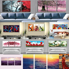 Modern Abstract Canvas DIY Paint By Number Kit Digital Oil Painting Home Decor