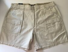 ST. Johns Bay Big & Tall Mens Shorts Sizes 44 & 46 Choose your Color  NEW w/Tags