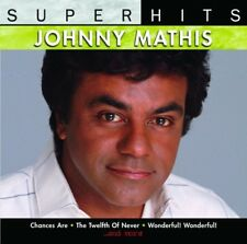 Johnny Mathis - Super Hits (CD Used Like New)