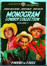 Monogram Cowboy Collection, Vol. 7 (DVD Used Like New) DVD-R