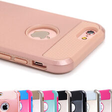 Hybrid Cover Shockproof Rugged Rubber Hard Case For Apple iPhone 8 7 6s Plus NEW