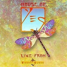 Yes - House Of Yes: Live From House Of Blues (CD Used Like New)