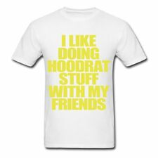 Like Doing Hoodrat Stuff With Friends Men's T-Shirt by Spreadshirt™