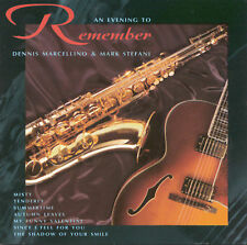 DENNIS MARCELLINO - Evening To Remember - CD - Import - *BRAND NEW/STILL SEALED*