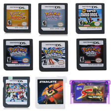 New Pokemon Video Game Card For Nintendo DS 3DS NDSI NDS NDSL Lite2 US Version