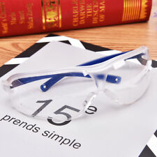 Eye Protection Anti Fog Clear Protective Safety Glasses 、New