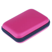 Anti-shock 2.5'' External Hard Disk Drive Case Carry Pouch for Cable/Headset