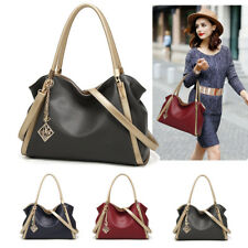 Fashion 2017 Women Handbag Shoulder bag Crossbody Messenger Tote PU Leather HOBO