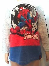 Little Boys Kids Ultimate Spiderman T-Shirt size 3-4 brand new free postage