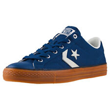 Converse Star Player Ox Mens Trainers Navy Gum New Shoes