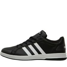 adidas Neo Mens Oracle VII Trainers Black/White/Blue