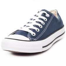 Converse All Star Lo Top Unisex Trainers Navy New Shoes