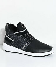Supra Skytop V Black, Grey & White Men's Skate Shoes