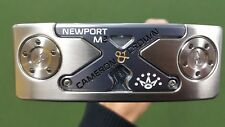 *Used* Great Condition Scotty Cameron Newport M2 Cameron & Crown RH 33""