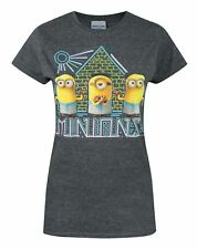 Minions Despicable Me Movie Characters Women's T-Shirt