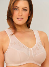 Women's Plus Size Bra 16-20 GL1135 - BEIGE