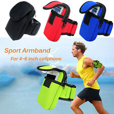 Sports Running Jogging Gym Armband Arm Band Case Cover Holder For Mobile FF