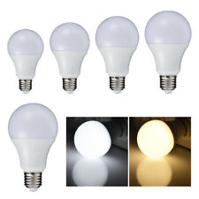 Ultra Bright 5730 LED Bulb Round Lamp Light Warm Cool White E27 85-260V Voltage