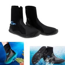 5mm Neoprene Men's Scuba Diving Boots Surfing Swimming Snorkeling Sports Shoes