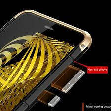 Anti Drop Metal Shockproof Bumper Case Cover Shell For Huawei P10 Plus
