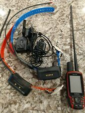 Garmin Astro 320 (2) Collar Bundle T5 and Dc40 Dog Tracking System