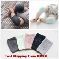 Baby Knee Pad Newborn Kid Safety Soft Breathable Crawling Elbow Cotton Protect W