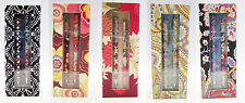Vera Bradley Perfect Match Pen & Pencil Set Choice of Patterns New in Box