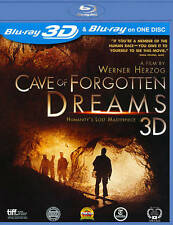 Cave of Forgotten Dreams -Blu-ray 3D/Blu-ray Combo Disc
