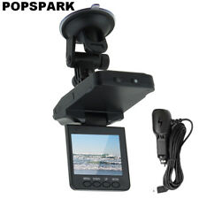 "2.5"" 270 Degree LCD HD DVR Car Camera 6 LED IR Traffic Digital Video Recorder"