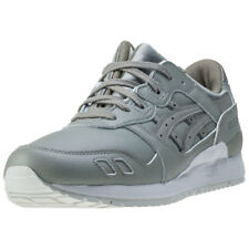 Asics Onitsuka Tiger Gel-lyte Iii Mens Green Leather Trainers