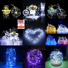 Waterproof 10M 100 LED USB Copper String Fairy Lights Outdoor Xmas Party Decor