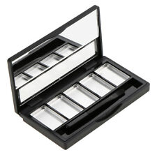 Empty Eyeshadow Lipstick Powder Box Case Cosmetic Packing Makeup Palette