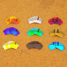 Polarized Lenses Replacement for Half Jacket XLJ Sunglasses - Many Varieties