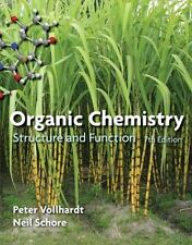 Organic Chemistry by K. Peter C. Vollhardt (2014, Hardcover, 7th edition)