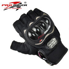 Motocross Racing Pro-Biker Motorcycle Bike Cycling summer half finger Gloves F/S