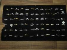 WHOLESALE 72 RINGS 70p PER RING CARBOOT RESELL BIG PROFIT STEEL GOLD SILVER
