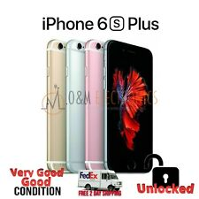 Unlocked Apple iPhone 6S Plus 16GB 4G LTE AT&T T-mobile MetroPcs Smartphone