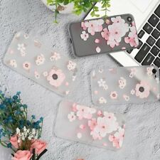 PVC Embossment Soft Case Cover For iPhone8/iPhone7/iPhone6/6s Anti-Drop