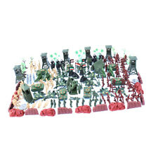 Playset 5cm Soldier Army Men Action Figures Toy